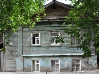 Samara, Nikitinskaya st, house 50. Private house