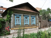 Samara, Nikitinskaya st, house 60. Private house