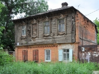 neighbour house: st. Nikitinskaya, house 74. Apartment house