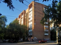 Samara, Nikitinskaya st, house 77. Apartment house
