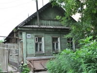 neighbour house: st. Nikitinskaya, house 80. Private house