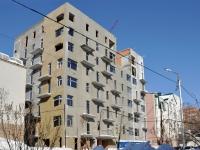 Samara, st Nikitinskaya, house 6/СТР. building under construction