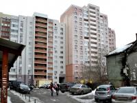 Samara, st Nikitinskaya, house 22. Apartment house