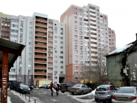 neighbour house: st. Nikitinskaya, house 10. Apartment house