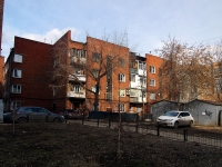Samara, Nikitinskaya st, house 56. Apartment house