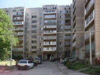 Samara, Avrora st, house 68. Apartment house