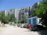 Samara, Avrora st, house 70. Apartment house