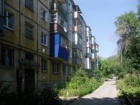 Samara, Avrora st, house 129. Apartment house