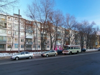 Samara, Avrora st, house 195. Apartment house