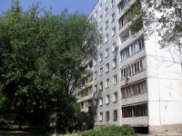 Samara, Avrora st, house 117А. Apartment house