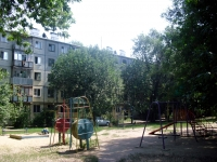 萨马拉市, Avrora st, 房屋 119. 公寓楼