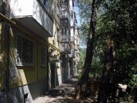 Samara, Avrora st, house 95. Apartment house