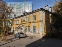 Samara, Avrora st, house 187. Apartment house