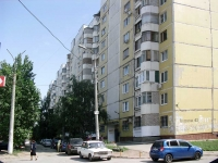 Samara, Penzenskaya st, house 45. Apartment house