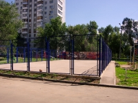 Samara, st Penzenskaya. sports ground