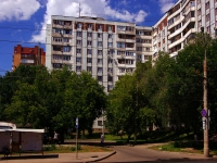 neighbour house: st. Penzenskaya, house 52. Apartment house