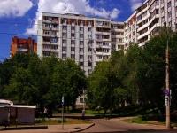 neighbour house: st. Penzenskaya, house 52. Apartment house
