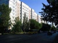 Самара, улица Пензенская, дом 63. многоквартирный дом