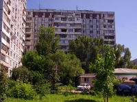 Samara, Penzenskaya st, house 72. Apartment house