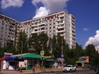 Самара, улица Пензенская, дом 72. многоквартирный дом