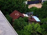 Samara, alley Vetluzhskiy, house 3А. Private house
