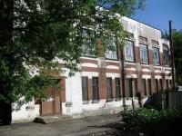Samara, st Proletarskaya, house 100. sports school