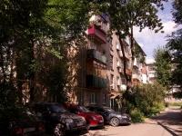 Samara, st Proletarskaya, house 173. Apartment house