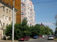 Samara, Rabochaya st, house 14. Apartment house