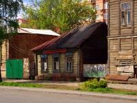 Samara, st Rabochaya, house 48. Private house