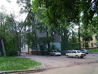 улица Революционная, дом 89. многоквартирный дом