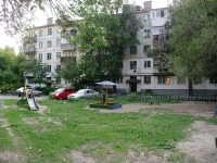 Samara, Revolyutsionnaya st, house 143. Apartment house