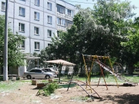 Samara, avenue Mitirev, house 12. Apartment house