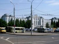 соседний дом: . Комсомольская площадь, дом 2/3. офисное здание Управление Куйбышевской железной дороги