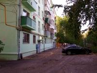 Samara, Nikitinskaya square, house 26. Apartment house