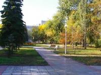 Samara, public garden площадь КуйбышеваKuybyshev square, public garden площадь Куйбышева