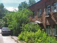 neighbour house: st. Rabochiy gorodok, house 9. Apartment house