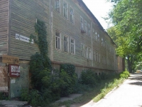 neighbour house: st. Rabochiy gorodok, house 20. Apartment house