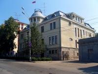 Samara, st Shostakovich, house 3. governing bodies
