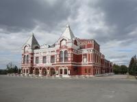 Самара, театр Самарский драматический театр, площадь Чапаева, дом 1