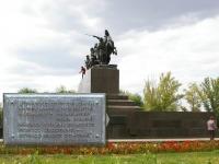 Samara, monument В.И. ЧапаевуChapaev square, monument В.И. Чапаеву