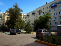 Samara, Vysotsky st, house 3. Apartment house