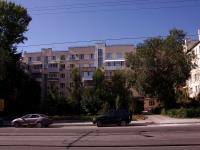 Самара, улица Высоцкого, дом 3. многоквартирный дом