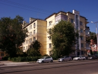 neighbour house: st. Vysotsky, house 3А. Apartment house