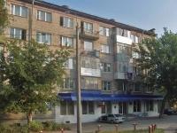 Samara, blind alle Novovokzalny, house 26А. Apartment house