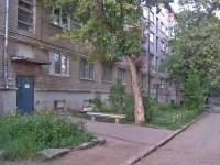 萨马拉市, Novovokzalny blind alle, 房屋 26А. 公寓楼