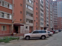 Samara, Tomashevskiy , house 18. Apartment house