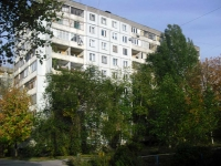 Samara, Silin st, house 15. Apartment house