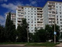 Samara, st Silin, house 2. Apartment house