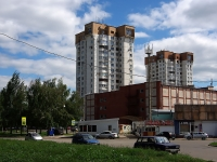 Samara, st Silin, house 5. Apartment house