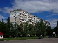 Samara, st Silin, house 6. Apartment house